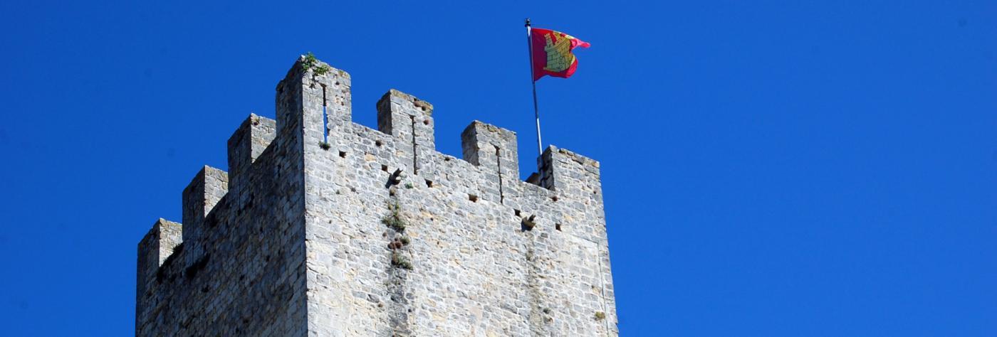tour chateau esparron verdon